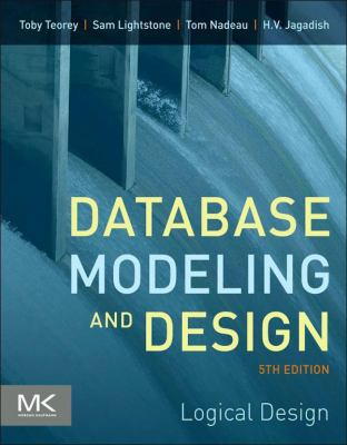 book cover: Database Modeling and Design