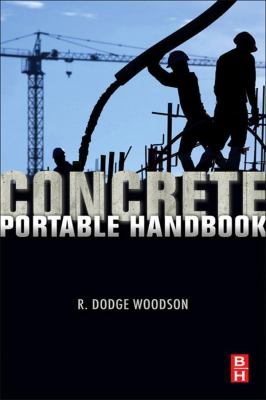 Book Cover: Concrete Portable Handbook