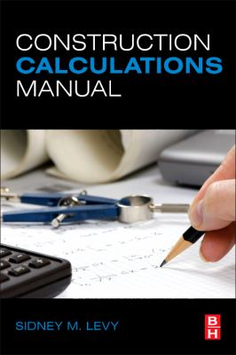 book cover: Construction Calculations Manual