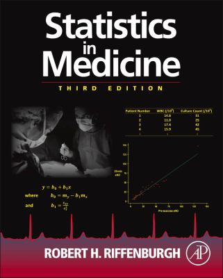 Book cover: Statistics in Medicine