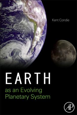Book Cover : Earth as an Evolving Planetary System