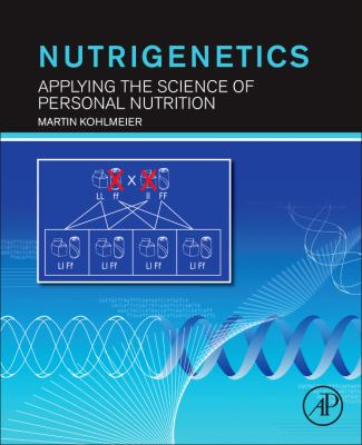 Book cover for Nutrigenetics
