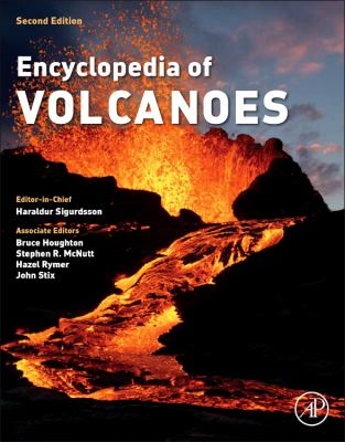book cover: The Encyclopedia of Volcanoes