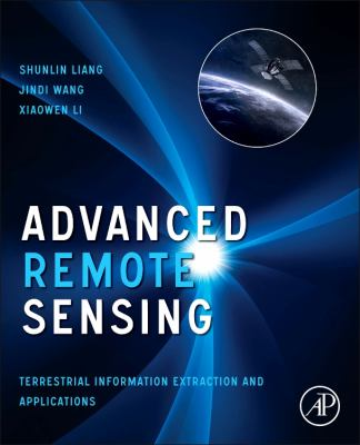 Book Cover : Advanced Remote Sensing : terrestrial information extraction and applications