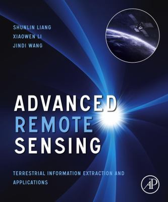 Book Cover : Advanced Remote Sensing