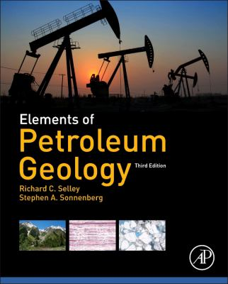 book cover: Elements of Petroleum Geology