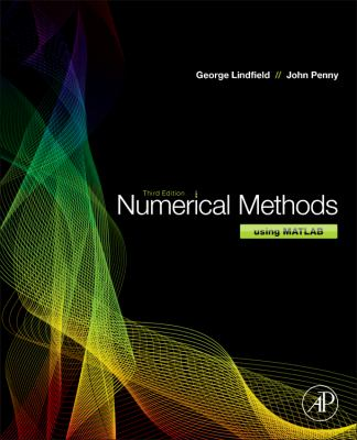 book cover: Numerical Methods: using MATLAB