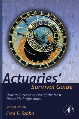 book cover:Actuaries' Survival Guide