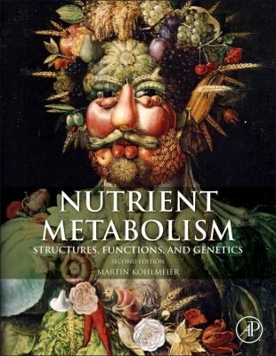 Book cover for Nutrient Metabolism