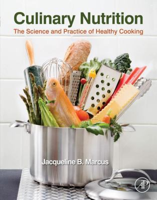 Book Cover of Culinary Nutrition: the Science and Practice of Healthy Cooking - Click to open book in a new window