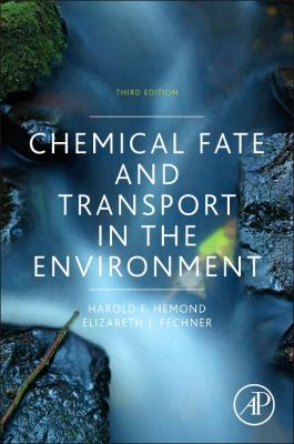 book cover: Chemical Fate and Transport in the Environment
