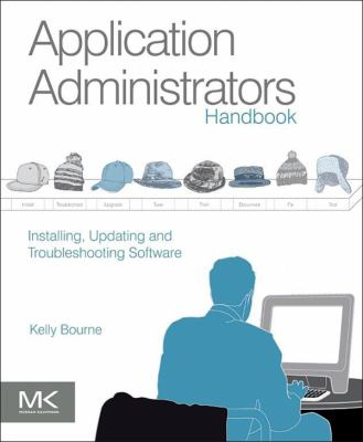 book cover: Application Administrators Handbook