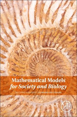 book cover: Mathematical Models for Society and Biology