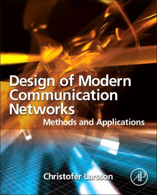 book cover: Design of Modern Communication Networks