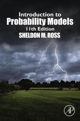 book cover: Introduction to Probability Models