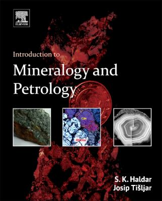 Book Cover : Introduction to Mineralogy and Petrology