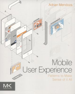 book cover: Mobile User Experience