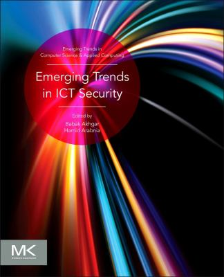 book cover: Emerging Trends in ICT Security