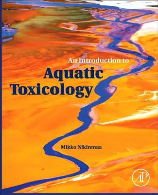 book cover: An Introduction to Aquatic Toxicology