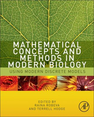 Book Cover: Mathematical Concepts and Methods in Modern Biology