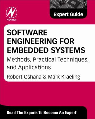 book cover: Software Engineering for Embedded Systems