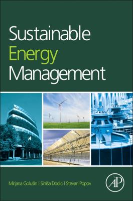 book cover: Sustainable Energy Management