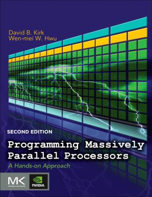 book cover: Programming Massively Parallel Processors