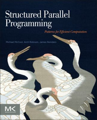 book cover: Structured Parallel Programming