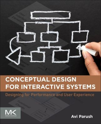 book cover:Conceptual Design for Interactive Systems