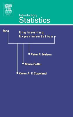 book cover: Introductory Statistics for Engineering Experimentation