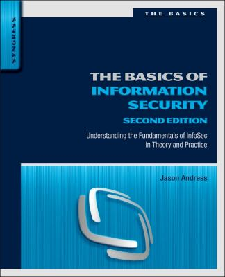 book cover: The Basics of Information Security