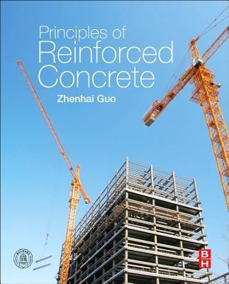 book cover: Principles of Reinforced Concrete