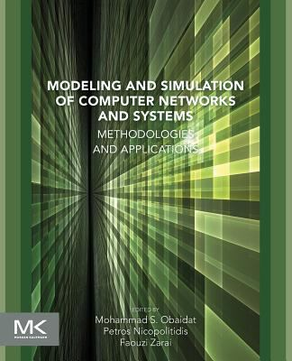 book cover: Modeling and Simulation of Computer Networks and Systems