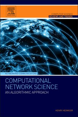 book cover: Computational Network Science