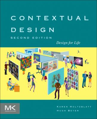 book cover: Contextual Design