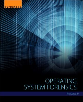 book cover: Operating System Forensics