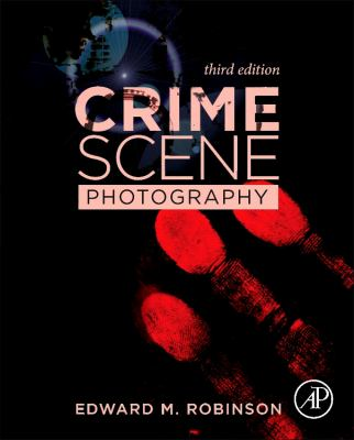 Cover Art of Crime Scene Photography
