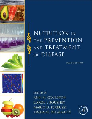 Book cover for Nutrition in the Prevention and Treatment of Disease