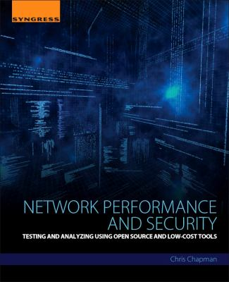 book cover: Network Performance and Security