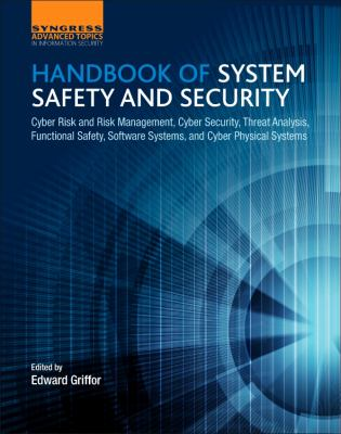 book cover: Handbook of System Safety and Security