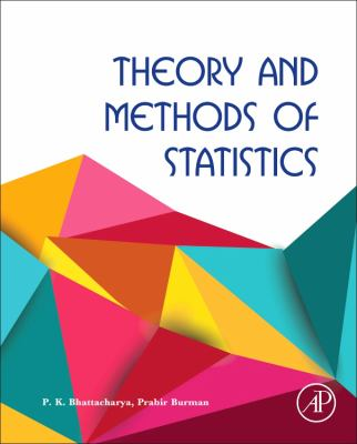 Coberta del llibre: Theory and methods of statistics