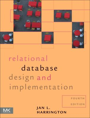 book cover: Relational Database Design and Implementation