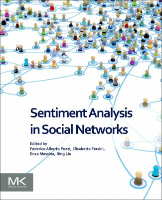 book cover: Sentiment Analysis in Social Networks