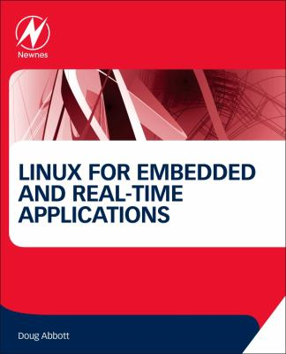 book cover:  Linux for Embedded and Real-Time Applications