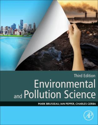 book cover: Environmental and Pollution Science