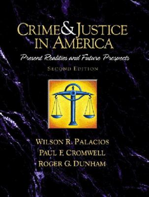 Cover Art of Crime & Justice in America