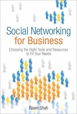 Social Networking for Business Cover Art