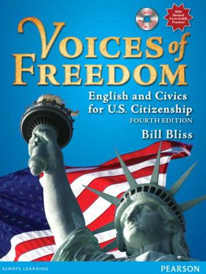 Voices of Freedom: English and civics for U.S. citizenship