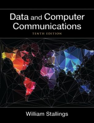 Cover Art for Data and Computer Communications by William Stallings