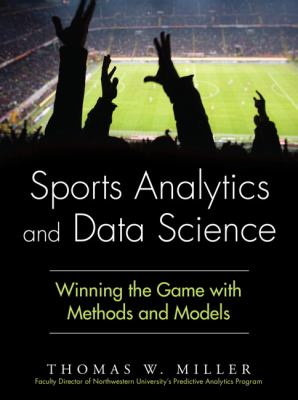 book cover: Sports Analytics and Data Science
